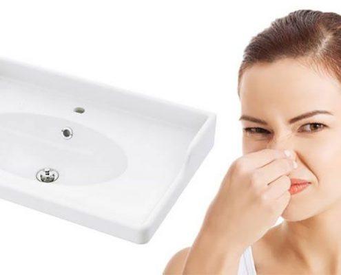 bad sewage smell image